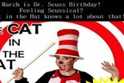 Cat In The Hat Birthday Theme @Talent Square Edutainment Studio