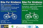 Night Bike Ride for Kindness