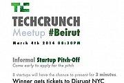 TechCrunch #Beirut Meetup