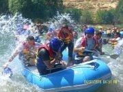 Rafting .... Hermel Assi with Baldati
