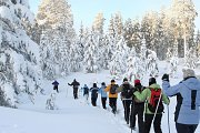 Snowshoeing Ste.Corne with Edelweiss Club - Training & Expeditions