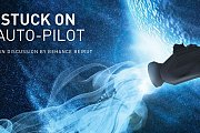 Behance Salon: Stuck on Autopilot