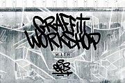 GRAFFITI / STREET ART Workshop