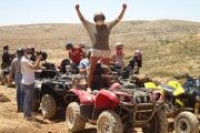 ATV / Quad trip Adventure from Faraya to Oyoun Orghosh with  Adventures in Lebanon