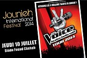 The Voice 2014 Tour in Lebanon! - Part of Jounieh International Festival 2014
