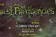 """""""Forest Frequencies"""" 2014; The Electronic Music Festival [Black Moon Edition] :: Powered by PSYLEB ::"""