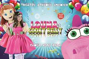 LOUNA ET COOKY BELLY - Theatre pour Enfants