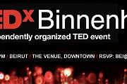 TEDxBinnenhof in Beirut