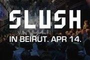 SLUSH+Startup Sauna Pitching & Networking in Beirut