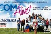 Come Alive Concert - Cenacle de La Lumiere