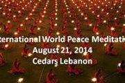 International World Peace Meditation