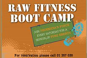 Raw Fitness Boot Camp - Phoenicia
