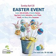 Easter Sunday at Jeita Country Club