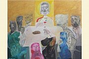 The Last Supper 2014 - Art Exhibition