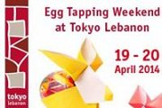 Egg Tapping Easter Weekend at Tokyo Lebanon Restaurant - Jounieh