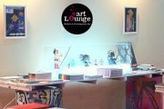 Beirut Art Fair - Art Lounge Book Store &VIP Lounge