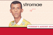 Stromae Concert at Byblos International Festival 2014