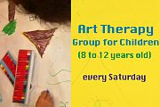 Art Therapy Group For Children