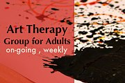 Art Therapy Group for Adults