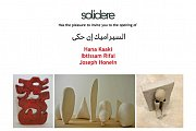'Ceramic exhibition' by Hana Kaaki, Ibtissam Rifai & Joseph Honein
