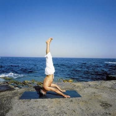 Intermediate Hatha Yoga class with Nabil « Lebtivity