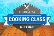 Cours de cuisine du jeudi