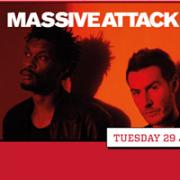 Massive Attack Concert in Lebanon - Part of Byblos International Festival 2014