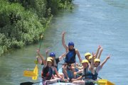 Rafting with Vamos Todos