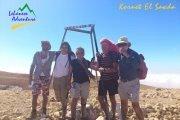 Hiking At Kornet al Sawda with Lebanese Adventure