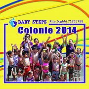 Colonie de vacances 2014 - Baby Steps