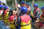 Rafting in Assi with Dale Corazon