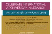 Celebrate International Archives Day in Lebanon