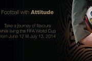 FootBall with Attitude at Cavalli Caffe