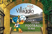 Cheer for your Favorite Team at Villagio
