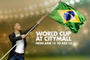 World Cup 2014 at Citymall