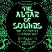 Psylienz presents : THE ALTAR OF SOUNDS