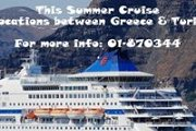 A CRUISE TO REMEMBER with O Club, 7 locations!!