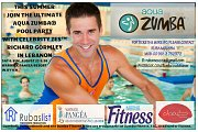 MEDITERRANEAN  WEEKEND OF ZUMBA® MASTERCLASSES WITH CELEBRITY ZES™ RICHARD GORMLEY