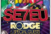"""Se7en"" - 7 with RODGE at Pier 7"