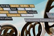 Revit/3dsMax /Vray/Rhino/Inventor/Civil3d/LEED/Maya/Primavera/Robot/Etabs - BIM-ME Forthcoming July 2014 Training Courses for Architects and Engineers