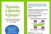 Atelier de renforcement en langue française