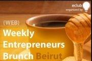 Weekly Entrepreneurs Brunch Beirut