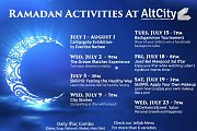 Ramadan Events & Actvities at AltCity