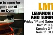 ATM Dyno Lebanon Strongest Car Competition - Part of Lebanon Motorsport and Tuning Show