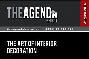 The art of Interior Decoration Workshop  with Katia Nakhal