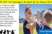 Fight Do for teenagers and Adult @ Les Dunes De Fakra