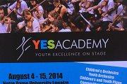 YES Academy 2014