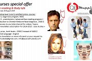 Face reading online courses- special summer deal