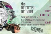 The Beirutish Reunion | feat. Jade, Ziad Ghosn, CottonMouth, Lio' & Kacelogic, Alias, Couch Potato