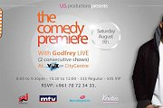 """GODFREY"" LIVE at The Comedy Premiere"